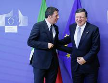 Europe to support Renzi reforms says Barroso