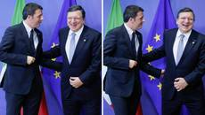 Barroso confident in Renzi reforms as EU summit reconvenes