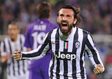 Soccer: Juve face Lyon in double bid