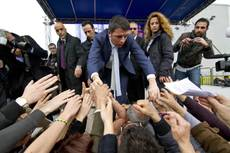 Renzi bashes Grillo at PD meeting