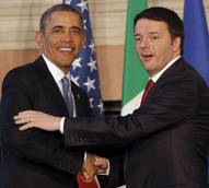 Obama 'has confidence' in Renzi