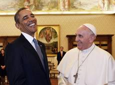 Obama and Francis find common ground at Vatican