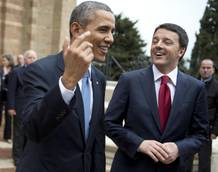 White House says Renzi 'promising, energetic leader'