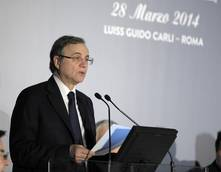Visco warns rigidity in business, unions hinder Italy
