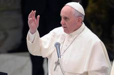 Pope says language of the heart required with young people