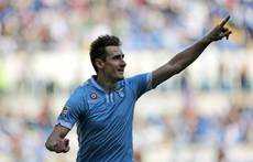 Soccer: Lazio lose Klose, Gonzalez for four weeks