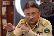 Pakistan's Musharraf survives bomb attack