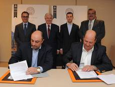 Agreement signed for Aqaba MIS center, first in Middle East