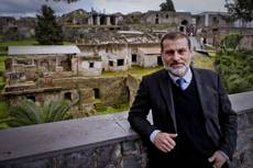 New Pompeii superintendent asks for extension of EU funding