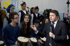Renzi to present Jobs Act, two-bn schools boost on March 12