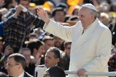 Pope Holy Land trip to proceed as scheduled says Lombardi