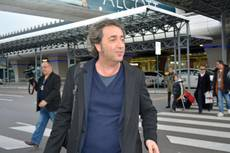 Sorrentino gets hero's welcome after Oscar win