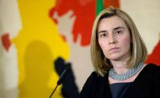 Mogherini working to bring marines back from India