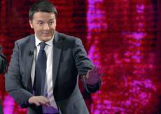 Renzi presents 'turning point' for Italy