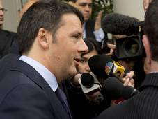 Renzi says message of 'hope' for Italy from British business