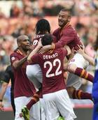 Soccer: Roma believe in 'miracle' title win