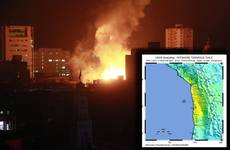 Chile lifts tsunami warning lifted after 8.2 earthquake