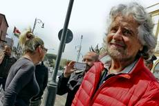 'You should work online, it's safer' Grillo tells prostitute