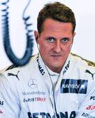 F1 Schumacher shows moments of 'consciousness'