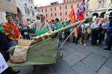 Venetian separatists asks recognition for 'prisoner of war'