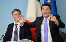Renzi delights in 'disproving the ill-wishers'