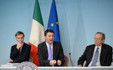 'Never give up' says Renzi on reforms