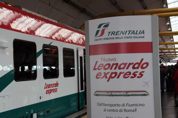 Treni per Roma