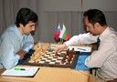 Due campioni di scacchi