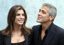 Clooney e Canalis, 'non stiamo piu' insieme'