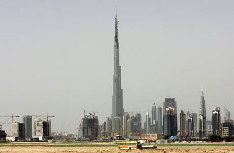 Burj dubai inaugurato il grattacielo pi alto del mondo - Dubai grattacielo piu alto ...