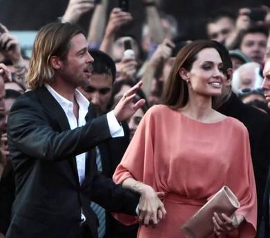 Brad e Angelina sempre insieme