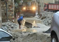 Maltempo in Liguria, nubifragi e forti disagi