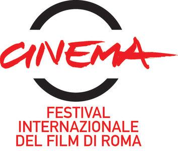 Il logo del Festival internazionale del film di Roma