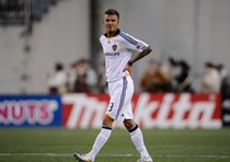 Beckham e Galaxy finiscono ko