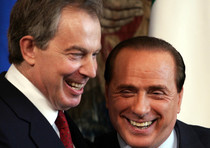 Blair-Berlusconi