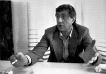 Franco Basaglia, padre della legge 180/78 che introdusse una importante revisione della concezione e della previsione ordinamentale sui manicomi