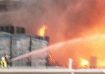 Vigili del fuoco al lavoro (arch.)