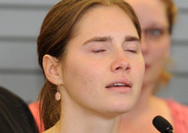 Amanda Knox a Seattle