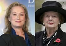 Meryl Streep e Margaret Thatcher