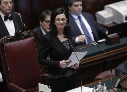Discorso Camera Boldrini : Discorsi integrali di laura boldrini e pietro grasso inchiesta
