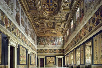 Focus quirinale palazzo da 230 mln ci lavorano in 1700 for Interni salone