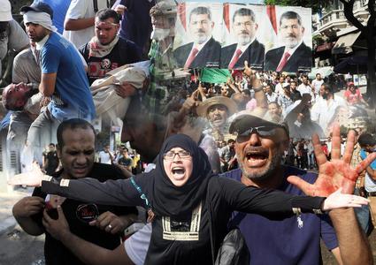 Egitto, e' guerra civile