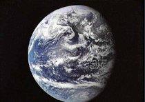 La Terra come una gemma luminosa