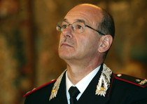 Il generale Giampaolo Ganzer