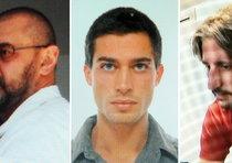 I tre operatori di Emergency