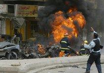 Baghdad, attentato a Banca centrale
