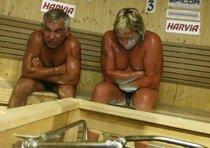 sauna mortale a 110°