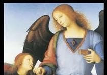Una immagine dell'arcangelo Raffaele