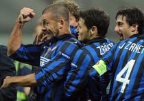 Champions League: Inter-Lilla 2-1. Inter in testa al girone.