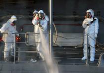 Tecnici a Fukushima